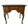 th century english side table